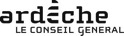 logo ardèche cg